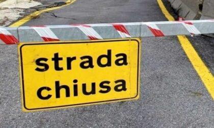 Allerta meteo arancione e rischio frane: riapre domani la Provinciale Lariana Lecco-Bellagio