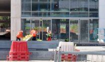Tragedia a Tradate: morto un operaio in un cantiere