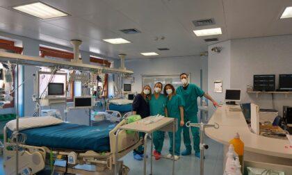 Trasferito anche l'ultimo paziente: la Terapia intensiva del Valduce è Covid free