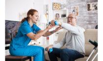 Fisioterapia a domicilio: la riabilitazione motoria a casa