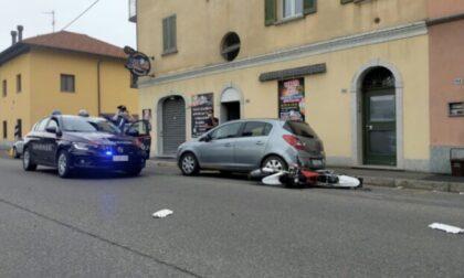 Un'altra tragedia sulla strada, muore motociclista di 32 anni