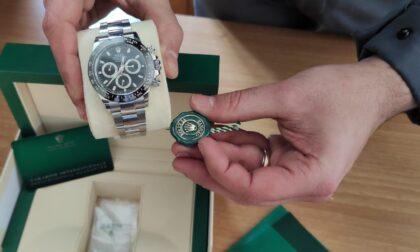 Sequestrati un Rolex da 28mila euro e gioielli alla dogana: sanzionati per contrabbando due italiani