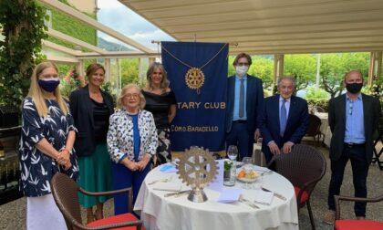 Rotary Club Como Baradello e Lifegate unite per l'ambiente portano il cestino mangia-plastica nel Lago