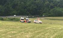 Incidente a Cantù, grave un motociclista 41enne