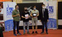 E' di Albavilla il re (lombardo) degli scacchi: Fulvio ora punta ai campionati italiani