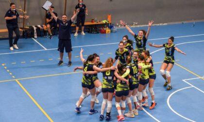 """Albese Volley coach Cristiano Mucciolo: """"Felice per un obiettivo non scontato, complimenti a tutti"""""""