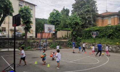 Basket giovanile il progetto Spina Bees fa tappa sabato 19 giugno a Cavallasca