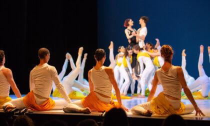 Il Béjart Ballet Lausanne in anteprima assoluta in Italia si esibiste al Villa Olmo Festival