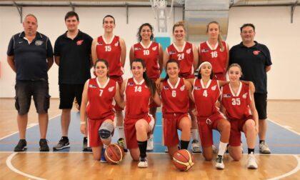 Basket femminile il Btf Cantù beffato nella finale e chiude al secondo posto