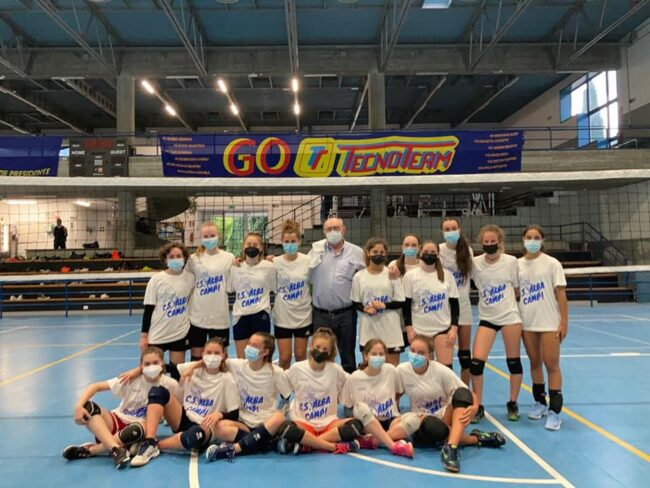 albese volley camp