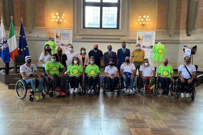 Tennis lariano presentati i campionati regionali tennis in carrozzina