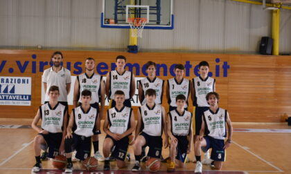 Basket giovanile a Cermenate la Virtus vince il Torneo Splendor under18