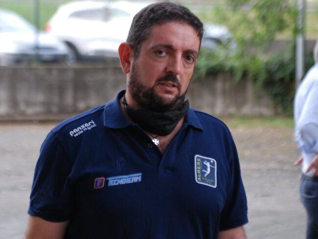 albese volley coach Mucciolo