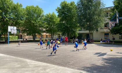Pallacanestro giovanile il Minibasket in tour del GSV sbarca a Grandate sabato 26 giugno