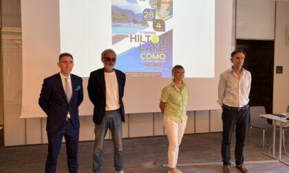 Tennis Como, tolto il velo al 2° Hilton Lake Como al via dal 28 giugno