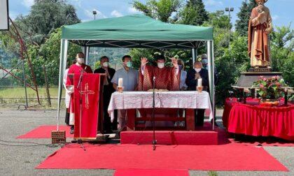 """A Sagnino intitolato """"Largo don Piercarlo Contini"""" a ricordo dell'amato parroco"""