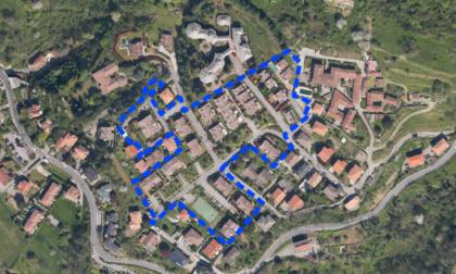 Parcheggi, verde, un campetto: dopo 25 anni passano al Comune gli oneri di un progetto residenziale a Camnago
