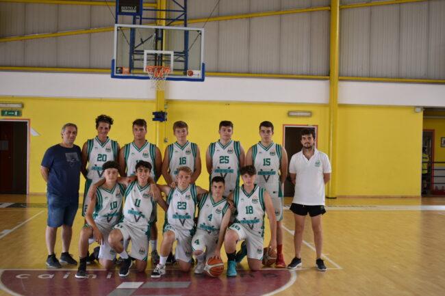 basket giovanile ABC Lomazzo U18