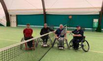 Tennis lariano OSHa-APS e Sporting Insubria ai campionati regionali wheelchair