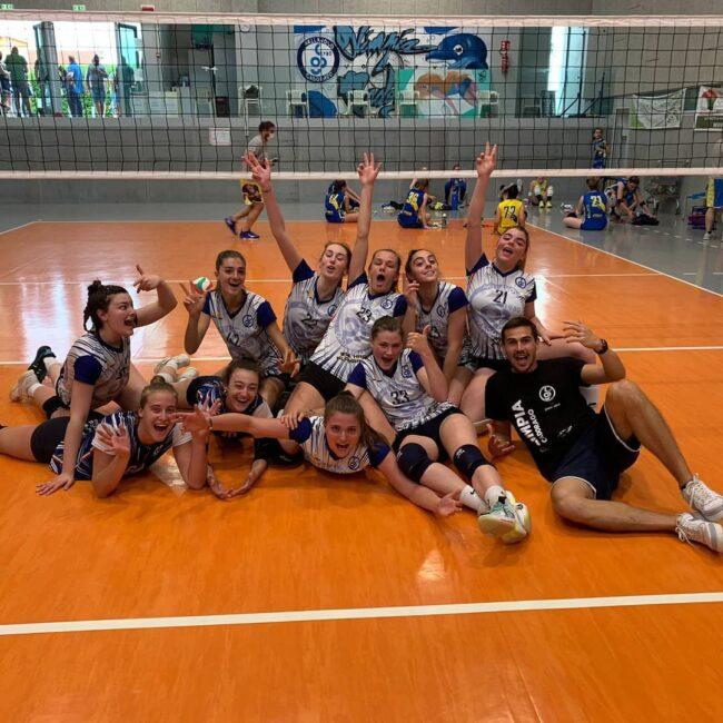 Pallavolo lariana Olimpia Volley cadorago u19