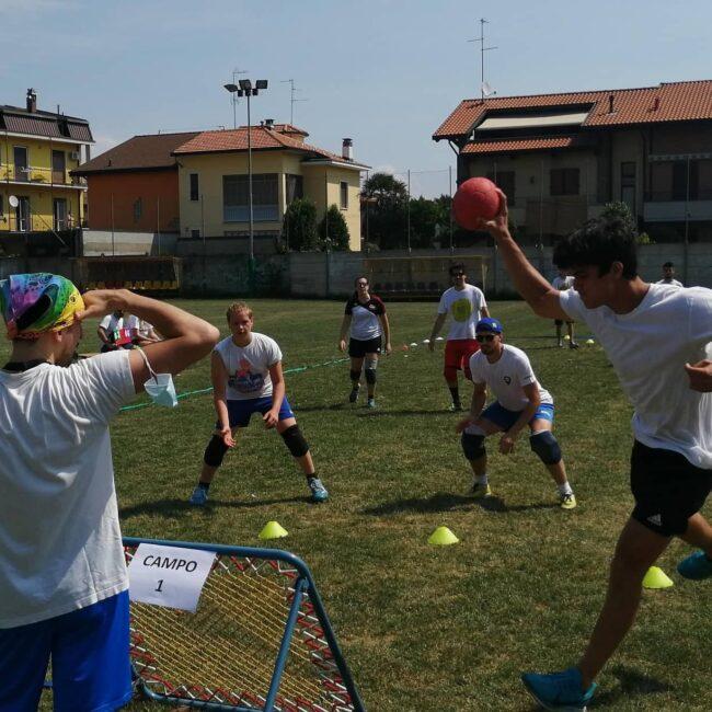 Sport estivo Torneo sott i sole a Rovello