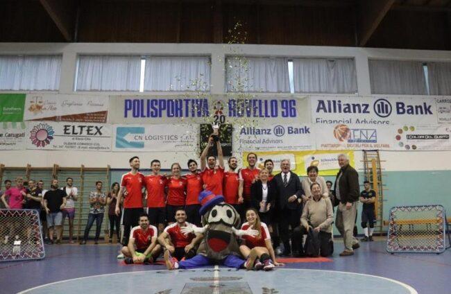 Sport inporvincia Rovello-tchoukball