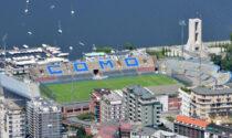 Il Como chiede la deroga per giocare a Novara