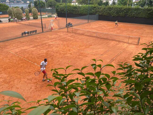 Tennis Como squadra D1 ai playoff