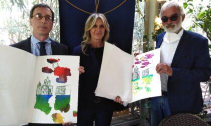 Tennis Como Rotary Club Baradello ha premiato Paolo Carobbio e Davide Pini