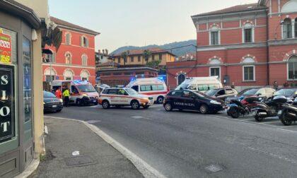 Rissa in largo Giacomo Leopardi: tre feriti, intervengono i Carabinieri