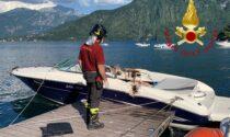 Incidente nautico a Lenno: morto un giovane di 22 anni, due feriti