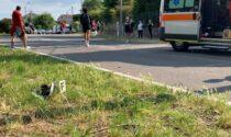 Tragico incidente a Guanzate: muore motociclista di 44 anni