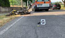 E' Ivan Cavinato l'uomo deceduto nel terribile incidente a Guanzate