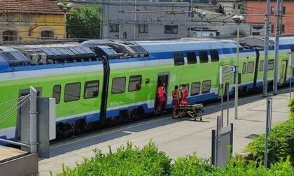 Ubriaco sul treno, soccorso un giovane di 29 anni