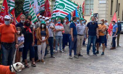"""Lavoratori gas, acqua ed elettricità in sciopero: """"No all'appalto esterno dell'80% delle attività"""""""