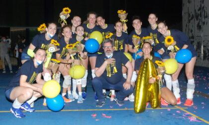 Albese Volley questo pomeriggio la Tecnoteam sarà premiata in Regione Lombardia
