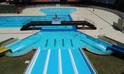 Domani riapre la piscina a Cantù