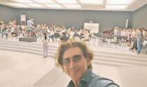 Fabrice Pascal Quagliotti protagonista in Uzbekistan con la sua musica