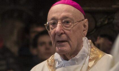 Diocesi di Como in lutto: addio a monsignor Franco Festorazzi