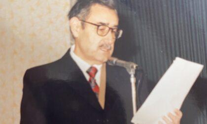 Addio al fondatore della Croce Azzurra di Cadorago