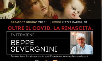 Capolavoro per Lecco: cresce l'attesa per la serata con Beppe Severgnini