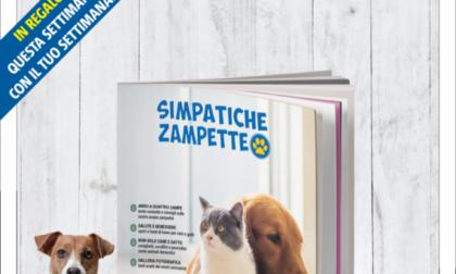 In regalo con Giornale di Cantù, Giornale di Erba e Giornale di Olgiate un magazine tutto dedicato ai nostri amici animali