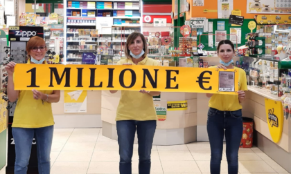 Vince un milione di euro giocando due euro