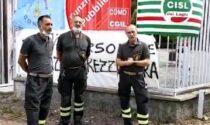 """Vigili del Fuoco di Como in sciopero per protestare contro la comandante: """"Gravi carenze di attrezzature e personale"""""""