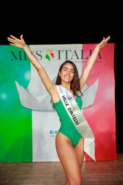 Serin Ajimi miss italia