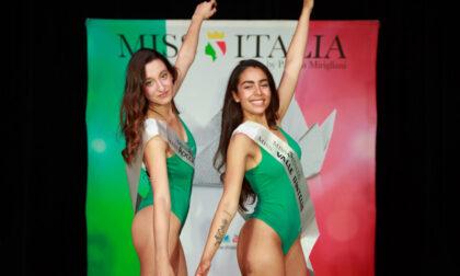 Miss Italia, alle selezioni di Lanzo d'Intelvi due comasche conquistano i gradini più alti del podio