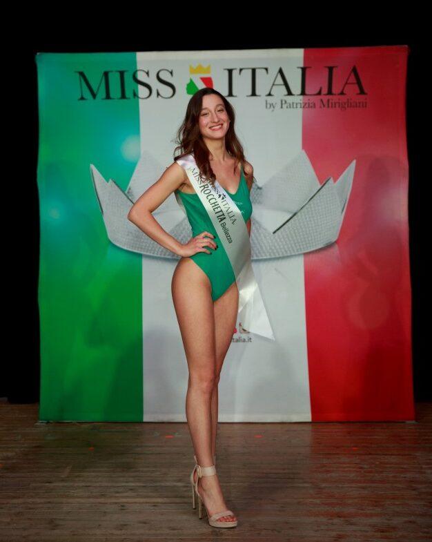 Eleonora Pellegrini, miss italia