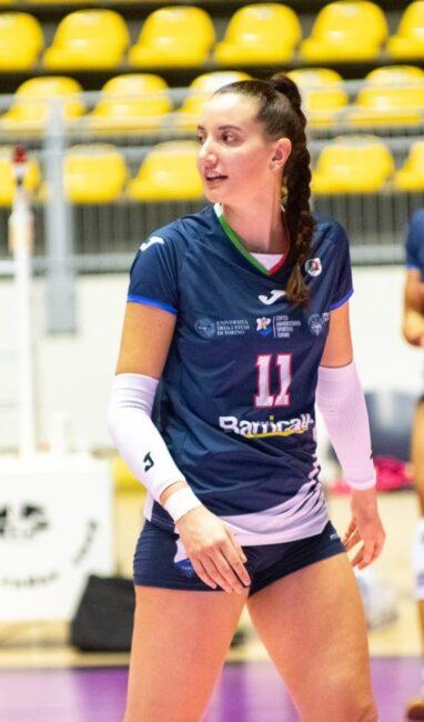 Albese Volley Chiara Pinto