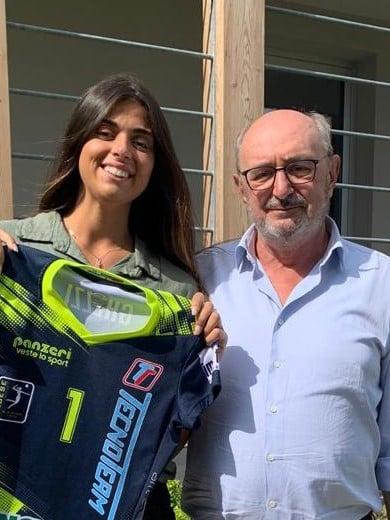 albese Volley Sara Floriana Scurzoni