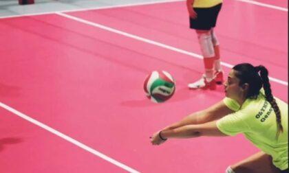 Albese Volley Sara Floriana Scurzoni arriva per rinforzare il reparto lunghe della Tecnoteam